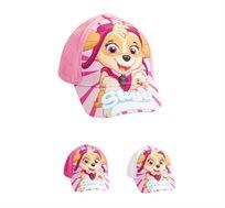 2 כובעי בייסבול מפרץ ההרפתקאות לילדות - צבע לבחירה