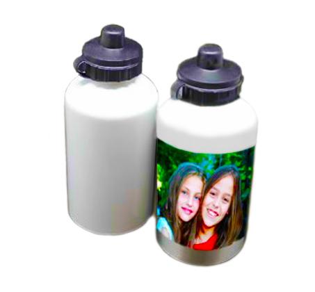 בקבוק שתייה מאלומיניום לגן לבית הספר + הדפסת תמונה על גב הבקבוק בעיצוב אישי וייחודי - תמונה 2