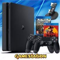 SONY PS4 PRO  1T חבילת  קיץ גיימר סוני פלייסטיישן 4 פרו !