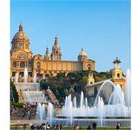חופשה בברצלונה ל-2-4 לילות כולל טיסה ומלון החל מכ-$333*