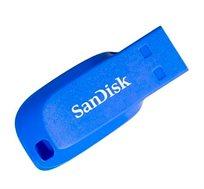 זיכרון נייד SanDisk בנפח 32GB עם אחריות ל- 5 שנים Cruzer  Blade דגם SDCZ50C-032G-B35BE