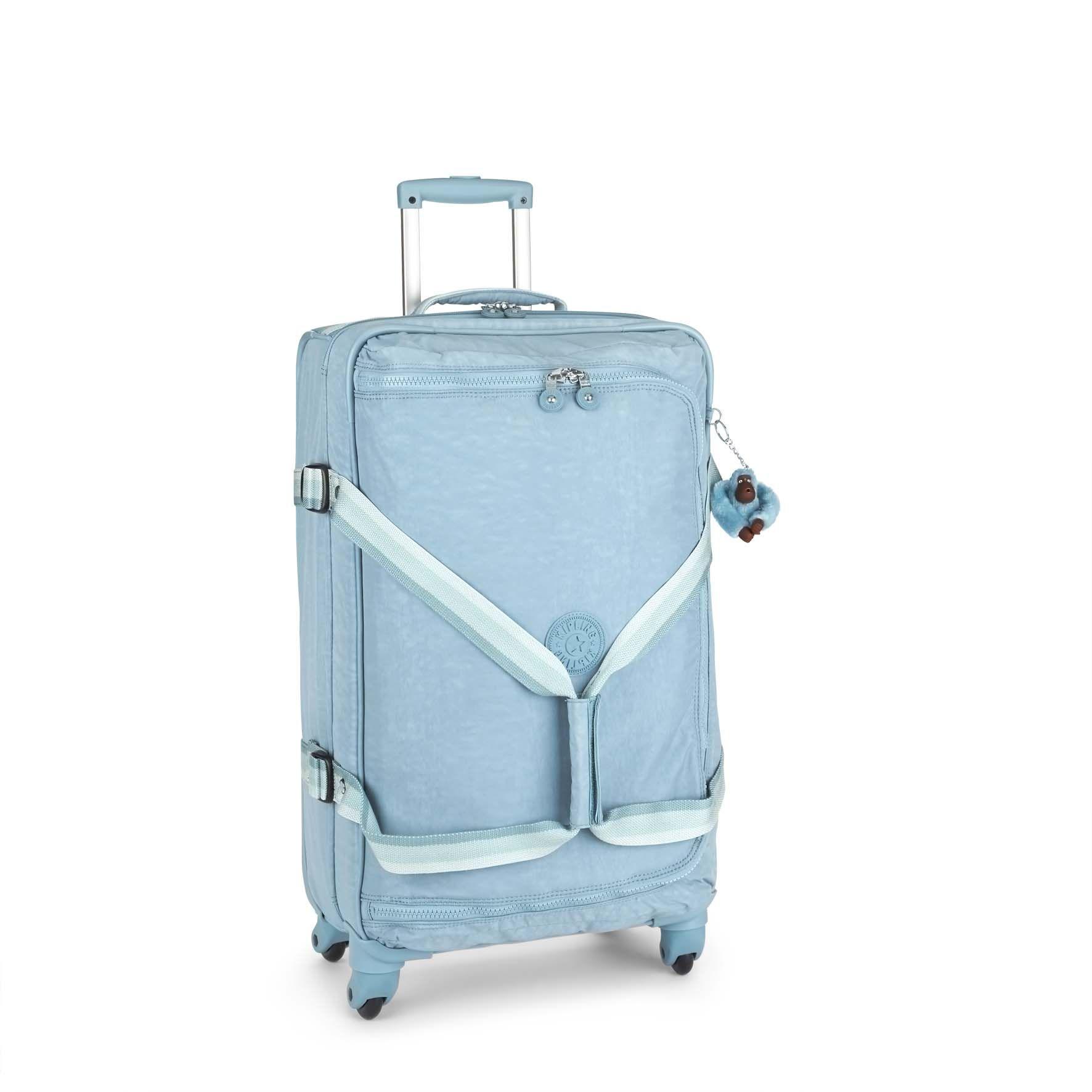 מזוודה בינונית Cyrah M - Pastel Blue Cכחול פסטלי