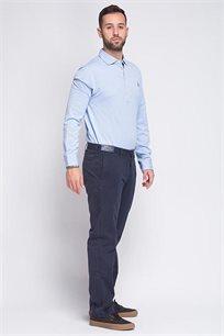 מכנס לגבר POLO RALPH LAUREN דגם SLIM FIT - כחול כהה