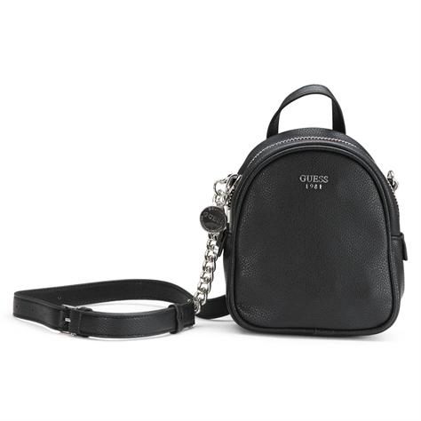Guess נשים //Urban Chic Mini Cross Body Bag Black