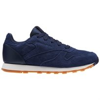 REEBOK ילדים// CLASSIC LEATHER SG - PRE-SCHOOL NAVY