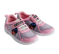 נעלי ספורט קצרות לילדות בדגמי ילדת חיפושית