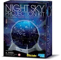 מנורת לילה מקרן כוכבים - 4M