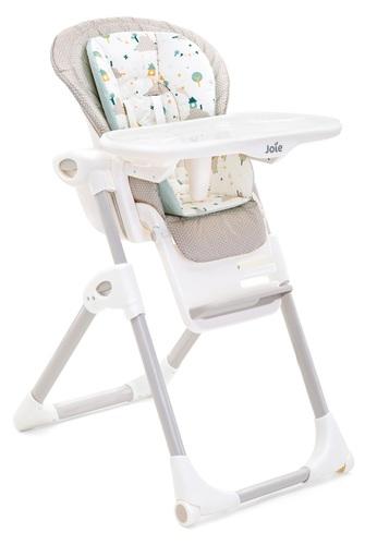 כסא אוכל מפואר לתינוק Mimzy Lx עם 3 מגשים וריפוד כפול - Little World