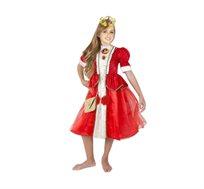 תחפושת הנסיכה אלנה לפורים לילדות - שושי זוהר