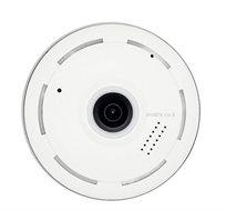 מצלמת אבטחה פנורמית 360 אלחוטית  FULL HD