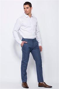 מכנסי טקסטורה אלגנטיים