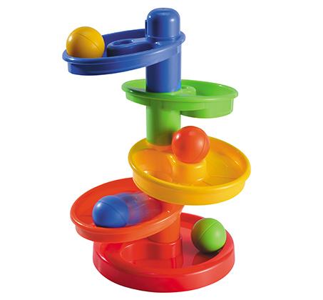 משחק כדורים לתינוקות