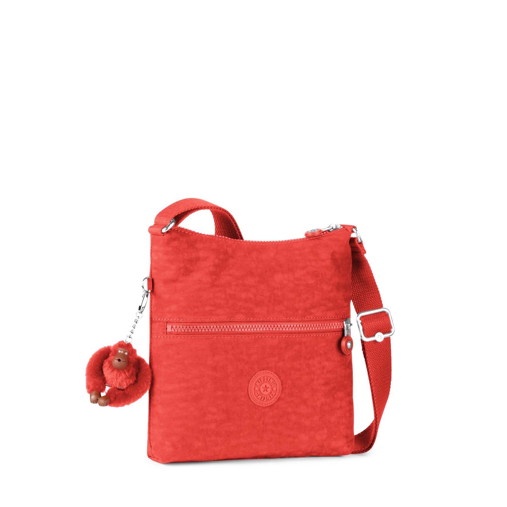 תיק כתף קטן Zamor - Happy Redאדום שמח