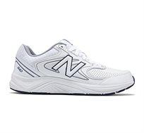 נעלי הליכה לגבר NEW BALANCE דגם MW840WT2 בצבע לבן