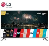 """טלוויזיה LG 47"""" LED Slim תלת מימד Full HD עם Wifi מובנה, 500 הרץ MCI+ממשק webOS+שלט חכם"""