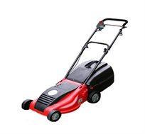 """מכסחת דשא חשמלית IKRA לשימוש במדשאות של כ- 150 מ""""ר"""
