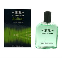 "4 יחידות בושם לגברים Umbro Green Action Aftershave בנפח 60 מ""ל EDT"