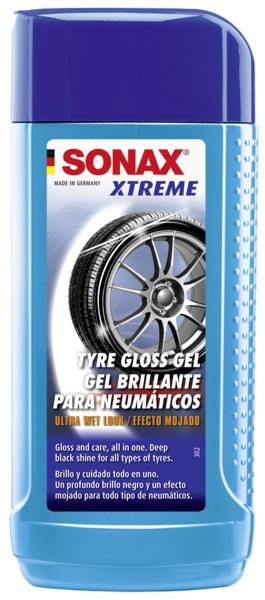 תכשיר לחידוש והברקת צמיגים Sonax Xtreme 250Ml
