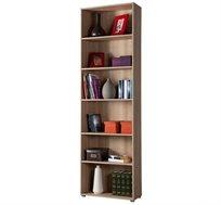 ארון ספרים oak מעוצב Design2easy בצבע עץ