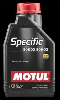 שמן מנוע Vw508 00/509 00 1L Motul 0W20