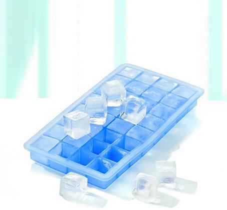 תבנית מסיליקון לקוביות קרח - LURCH