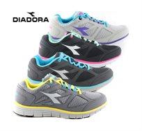 רצים על זה! נעלי ספורט DIADORA לגברים ולנשים המתאימות לריצה, הליכה ועמידה ממושכת, ב-4 צבעים לבחירה