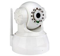 מצלמת אבטחה IP חכמה + שליטה מרחוק