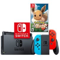 Nintendo Switch נינטנדו סוויץ' חבילת איבי