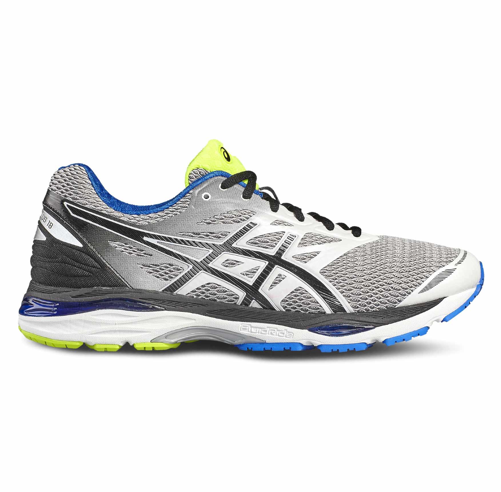 נעלי ריצה לגברים - דגם Asics Gel Cumulus 18