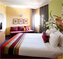"""2-4 לילות במלון פרימה מיוזיק אילת ע""""ב ארוחת בוקר החל מ-₪1320"""