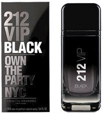 Carolina Herrera 212 Vip Black Own The Party