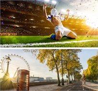 6 לילות בלונדון בכריסמס כולל כרטיסים למשחק צ'לסי מול ברייטון רק בכ-£954*