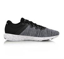 נעלי ריצה לגברים Li Ning Future Runner Light Weight בצבעי אפור/שחור