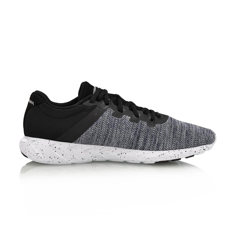 נעלי ריצה לגברים Li Ning Future Runner Light Weight - אפור/שחור