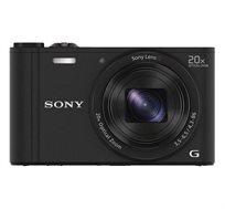 מצלמת סטילס דיגיטלי 4K זום אופטי  X 20 באיכות HD דגם DSC-WX350