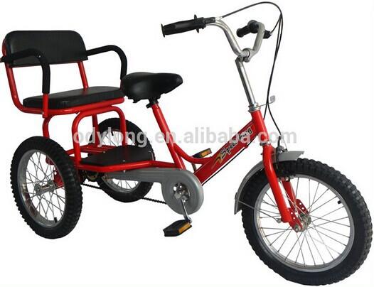 מעולה תלת אופן מבוגרים כולל כסא נוסף YH-71