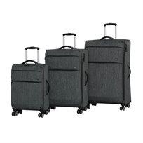 סט 3 מזוודות קלות מאוד It Luggage