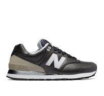 נעלי ריצה לנשים NEW BALANCE דגם WL574RAA בצבע שחור/לבן