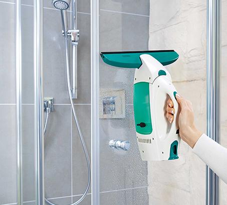 מנקה חלונות, מראות ומשטחים חלקים שונים שואב מים ולכלוך ללא סימנים LEIFHEIT גרמניה - משלוח חינם - תמונה 2