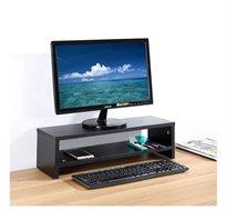 מעמד אירגוני למסך בשולחן עבודה Monitor Stand