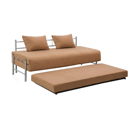 ספת ילדים ונוער LEONARDO על קל איכותית הנפתחת למיטה זוגית דגם שקד כולל ארגז מצעים - תמונה 6