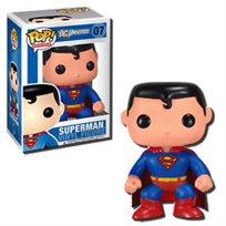Funko Pop - Super Man (Dc Comics) 07 בובת פופ ליגת הצדק
