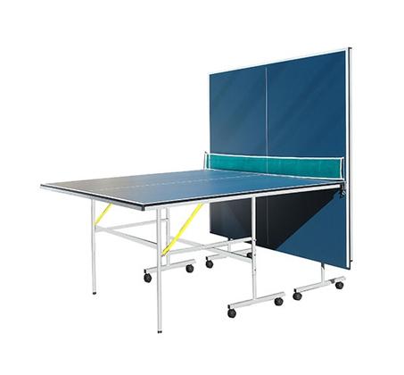 שולחן טניס פנים Roberto Ferre כולל רשת ואפשרות לחצי קיפול למשחק עצמי - תמונה 2