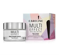 קרם יום Careline - MULTI EFFECT SPF 25