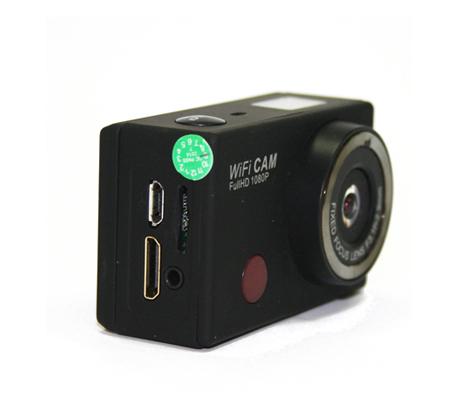 מצלמת אקסטרים SPORTSCAM 8MP קטנה וקומפקטית מאפשרת צילום סטילס ווידאו HD 1080P - משלוח חינם - תמונה 4