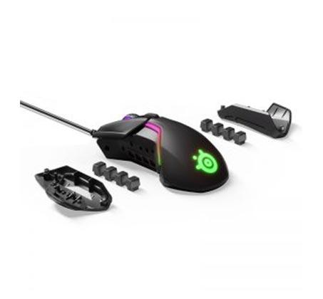 עכבר גיימינג אופטי עם חיישן כפול Rival 600