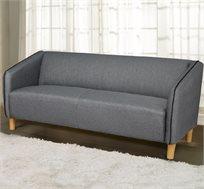 ספה תלת מושבית בעיצוב נקי דגם LIROY