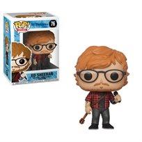 Funko Pop - Ed Sheeran (Rock Legends) 76 בובת פופ אד שירן