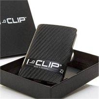 ארנק כרטיסים ושטרות I-Clip Carbon
