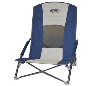 כיסא נמוך מתאים לקמפינג ולים